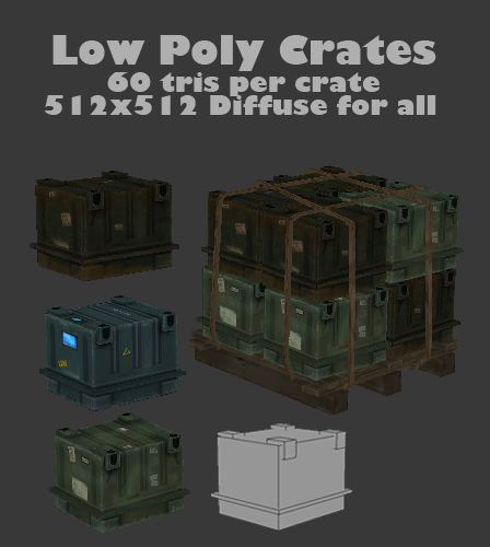 all trucks crates