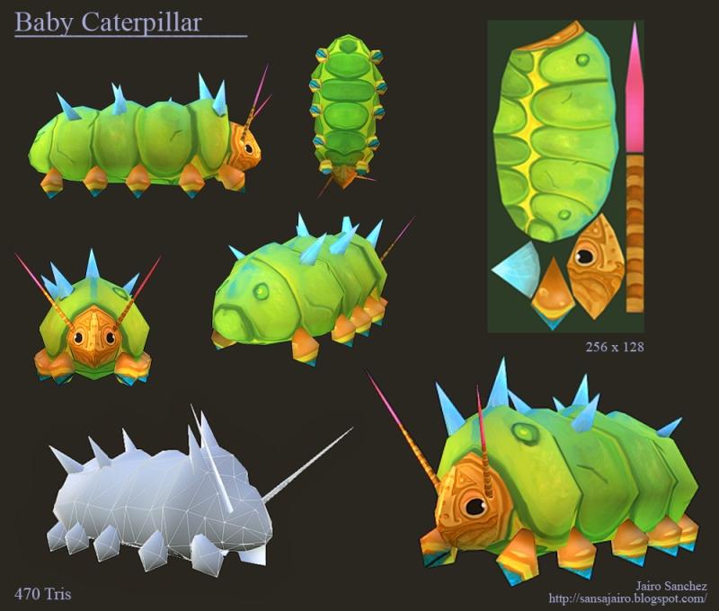 BabyCaterpillar