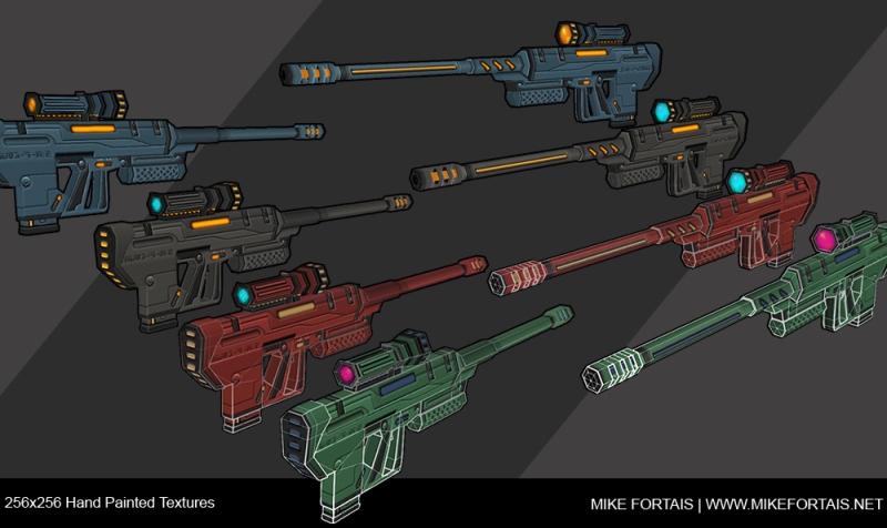 Murder Miners Sniper