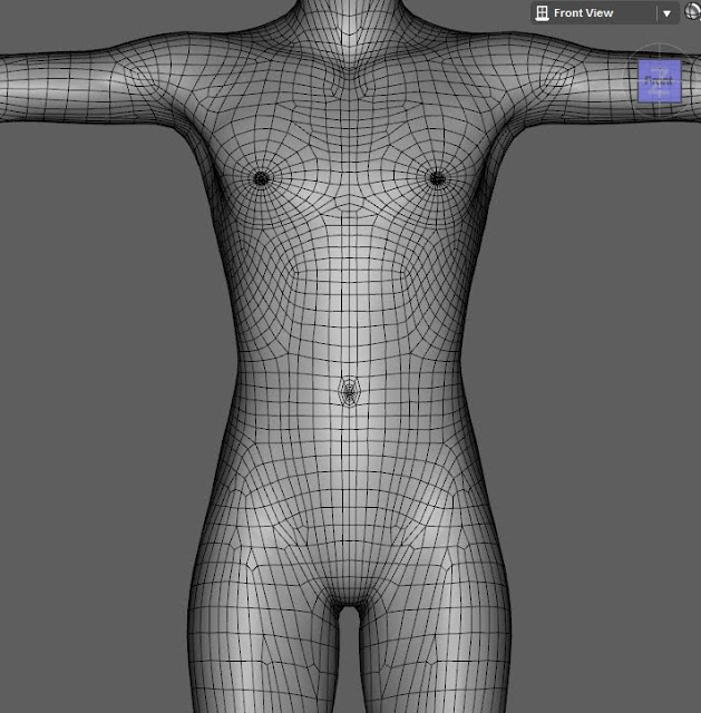 daz genesis base ideal mesh for me