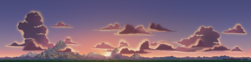 Messner_SkyDome_Sunset