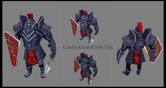 CastleGuard_LowPoly-1